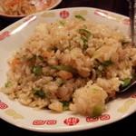 食べ笑い - 海鮮チャーハン