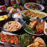 アフーネ - 料理写真:飲み放題付宴会
