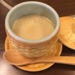 花梨 - ランチについてくる茶碗蒸し