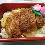 いちば亭 - ソースカツ丼300円