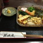 篠嶋屋 - えびくずし1150円