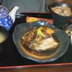 居酒屋いち - 鯛茶漬けも、美味しかったです(^_^)最高(^o^)