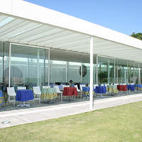 アクアマーレ - お天気の良い日のテラス席は最高!海を眺めながらの~んびり・・・