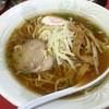 前橋飯店 - 料理写真:H27.10.18 醤油ラーメン