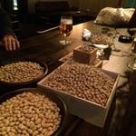 MARUMON - 毎年恒例、節分の日には店内で豆撒き!