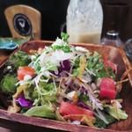 青天上 - 特選本日の気まぐれサラダ