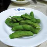 ビストロ・モンペリエ - 枝豆