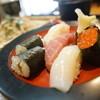 Manseizushi - 料理写真:握りそばセット