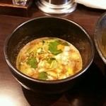 麺処くす村 - つけ麺(並)