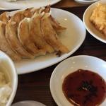 大阪王将 - 料理写真:餃子定食