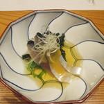 かま田 - ②強肴 鯖酢味噌