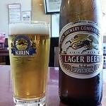 明華 - 大瓶ビール