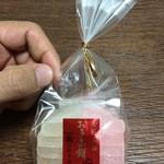 鈴木松月堂 - 料理写真:おきな餅