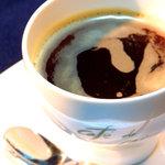 カフェ・ドゥ・パン - コーヒー