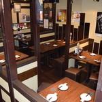 高崎流クリエイティブキッチン道場 - 1回のテーブル席