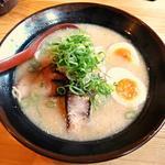 43570361 - 【ラーメン 煮たまご】¥750