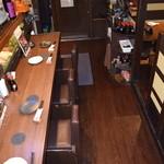 高崎流クリエイティブキッチン道場 - カウンター