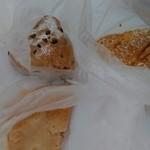 駅のパン屋さん - おいしかったよ~(^○^)