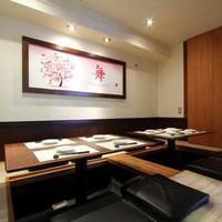 ダイニングレストラン楠 カンフォーラ - 掘りごたつ個室2~10名様まで