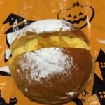 43574199 - オレンジクリームパン、、確か?