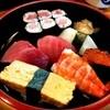 幸寿司 - 料理写真:2015年10月22日 上寿司