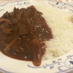 レストラン藤屋 - 赤牛のハヤシライス