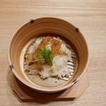 日本料理 e. - 【煮穴子の飯蒸し】♫2015/10