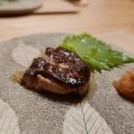 日本料理 e. - 【フォアグラ】◎2015/10