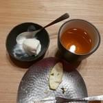 日本料理 e. - 最後ほほうじ茶♫2015/10