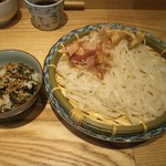 醍醐 - 稲庭饂飩・大盛り