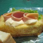 ブレス - フレンチトーストサンド¥230