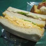 ブレス - 玉子サンド