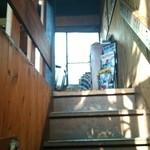 MILLS - どこか田舎感ある階段(笑)