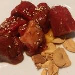 焼肉トラジ 錦糸町テルミナ店 - ヒレカク(1250円)