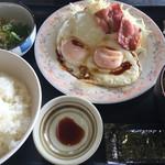 道の駅 いが - 朝食セット