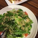 北の国バル 大宮店 - グリーンサラダ