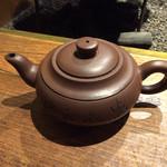 43588865 - サービスのジャスミン茶