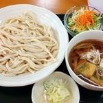 十三うどん - 肉汁うどん(650円)