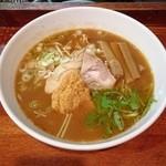 昆鰹和味庵 優味ん - みそ醤生姜麺
