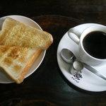 タチバナ - コーヒーモーニング付き 350円