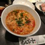 焼肉グレート - 川崎タンタン麺!