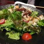 酒kure - サラダ1