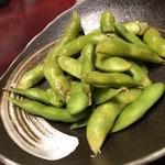 酒kure - 旨い枝豆っす!