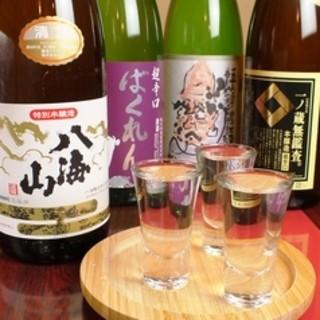 【日本酒】日本酒通も大満足!貴重な地酒多数、他店にない品揃え