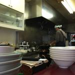 柏龍 - 厨房