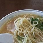 43592851 - 麺(こしの強い中麺)
