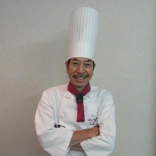 名誉総料理長・松木一正