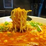 麺の坊 晴天 - 麺リフト