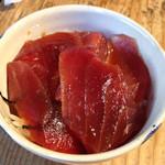 庄和丸 - ミニ鮪漬丼 800円