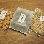 鎌倉まめや - 豆菓子3種(2015/10/20撮影)